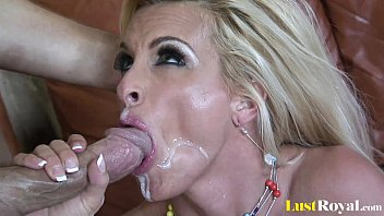 sloppy stunner holly halston arches over.