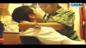 chinese pinoy scandal flicks motel staff bedroom duo.