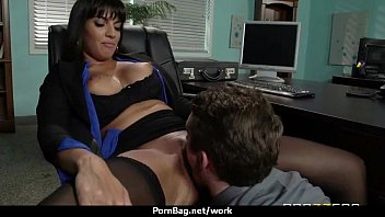 crazy office damsel pummeled stiff uncensored.