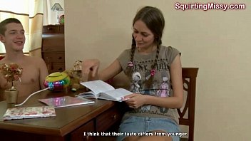 school gal and her supah-naughty cravings