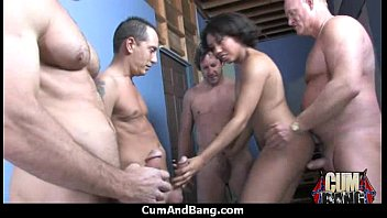 interracial group oral from a dark-hued.