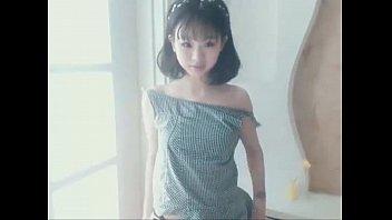 gorgeous japanese gal on web cam.