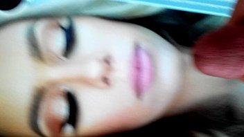 nicole aniston facial