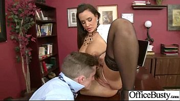 hook-up in office with immense-boobed insane supah-cute dame.