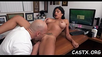 uber-sexy gang-screw at casting explores