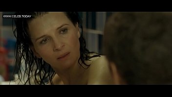 juliette binoche - nude bare-chested sumptuous sequences -.