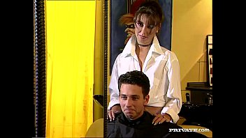 maria bellucci is a promiscuous hairdresser with an.