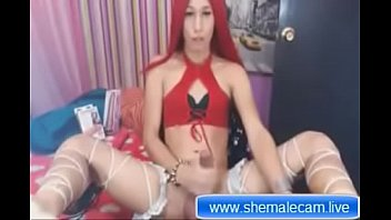ginger-haired t-model webcam-wwwshemalecamlive