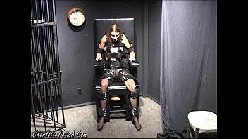 self-restrict bondage throne