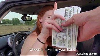 marvelous inexperienced euro nymph fellating boner for money.