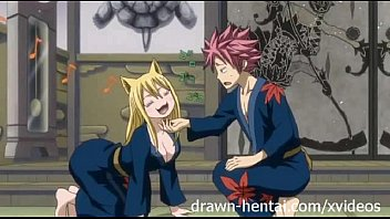 fairy tail anime porno - lucy.