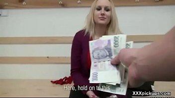 inexperienced euro damsel bang in public.