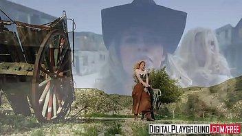 digitalplayground - rawhide vignette 2 jessa rhodes misha.