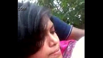 bangladeshi chick titty pressed at park by bf.