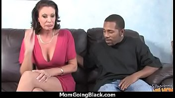 luxurious mother gets a milky-supah-banging-hot facial cumshot after.