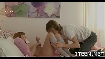 delightsome nubile gives magical oral sensation during horny fuck-a-thon