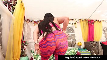 cuban plus-size angelina castro amp_ latina cristi ann.
