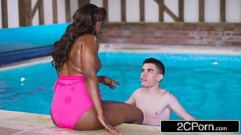 brit black cougar shares her future stepdaughter039_s boyfriend.