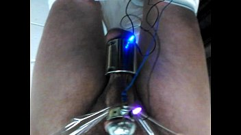 strapped and electro stimmed