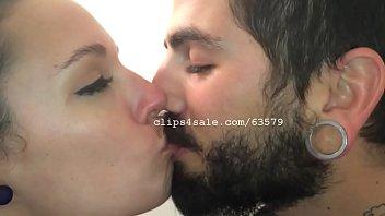 gabe and silvia smooching movie 1