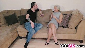 cock-squashing stepsis cleo vixen gets porked