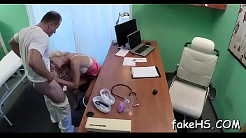 fat pipe tears up doctor039_s snatch