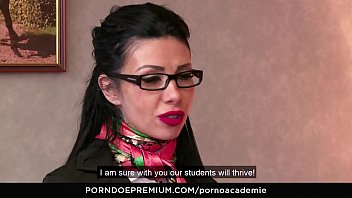 pornography academie - dual invasion threeway for romanian.