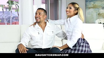 daughterswap - crazy school femmes plumbed by senior dads