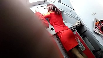 air hostess culo