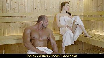 relaxxxed - chesty russian honey angel rush penetrated.
