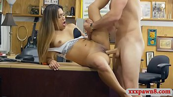 kinky honey gets porked by pawn.
