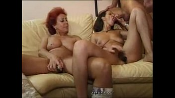 xhamstercom 4159199 german furry red-haired and dark-haired matures.