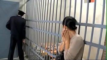 sandra romain humps the jailor to get her.