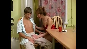 russian housewife want some youthfull nut-juice
