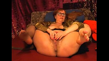54 year elder cougar jerks from.