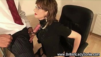 brit mature girl sonia gets a.