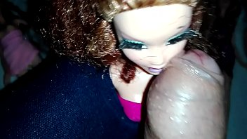 oral roullette with five barbies part 1- extreme.