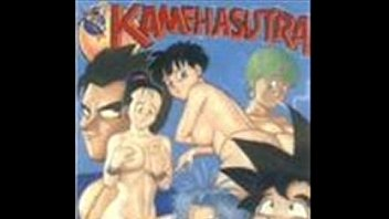 dragon ball z kamehasutra - manga.
