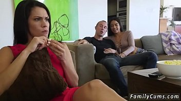 Rough daddy anal and ally'_s daughter nervous mom Mommy Loves Movie Day