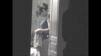 covert hidden cam webcam in bathroom.