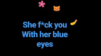 she fck you with her blue.