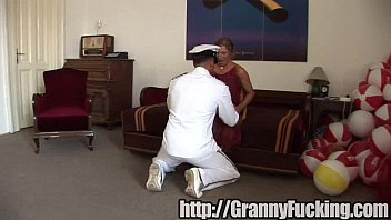 grandma and her sailor paramour