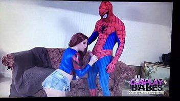 spiderman romps mary jane watson