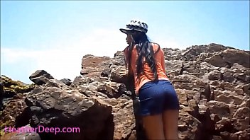 hd heather deep public outdoor gargle jizz gulp fresh
