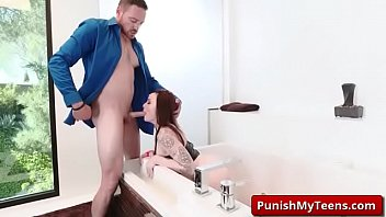 obedient porno - jism is fatter than water.