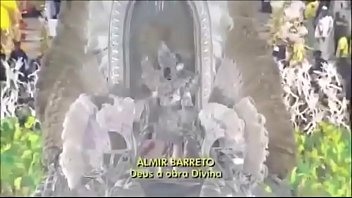 carnaval - musas nas alegorias 1