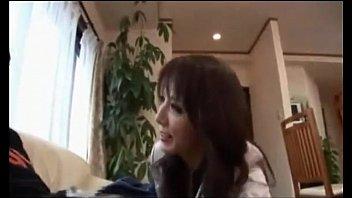 japanese wifey guzzles jizm