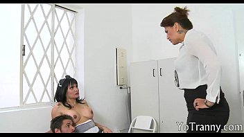 fat-titted transgender princess maid laura andrade plowed by.