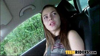 dumb awesome teenie backseat plumbing