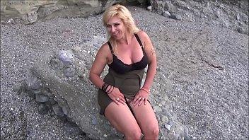 sesso in spiaggiacon viky moore